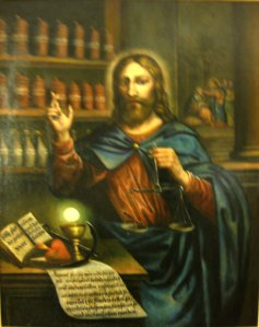 Christ the Pharmacist