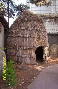Ohlone Hut Replica