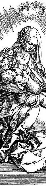 Dürer's Madonna