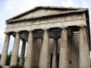 Hephaestus Temple, Athens