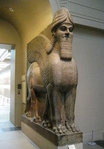 Assyrian Guardian