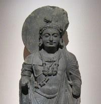 Gandharvan Buddha