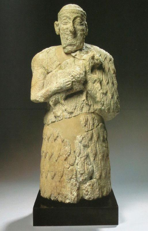 Elamite, c. 2450 BCE