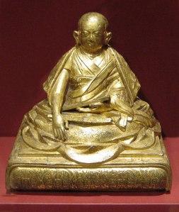 Fifth Dalai Lama, 17th Century Art Institute of Chicago