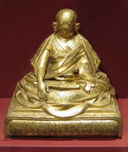 Fifth Dalai Lama, 17th Century Art Institute of Chicago