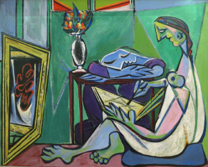 The Muse, Picasso